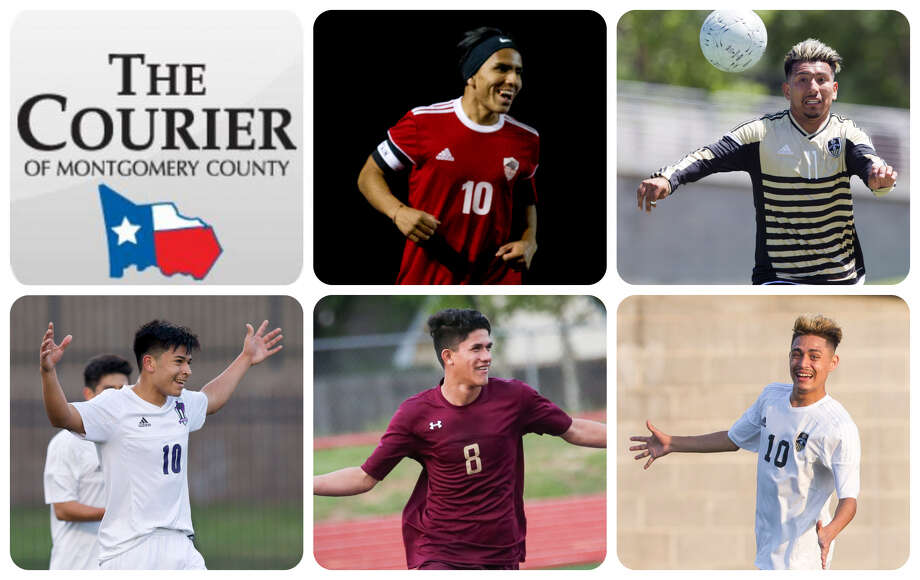 Caney Creek's Omar Quintana, Conroe's Alexis Ochoa, Willis' Erick Gallaga, Magnolia West's Jeremias Gonzalez and Conroe's Danny Bonilla are The Courier's nominees for Offensive MVP.