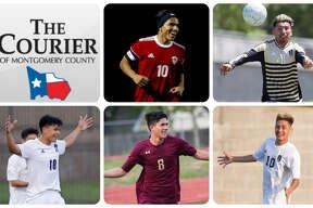 Caney Creek's Omar Quintana, Conroe's Alexis Ochoa, Willis' Erick Gallaga, Magnolia West's Jeremias Gonzalez and Conroe's Danny Bonilla are The Courier's nominees for Offensive MVP.