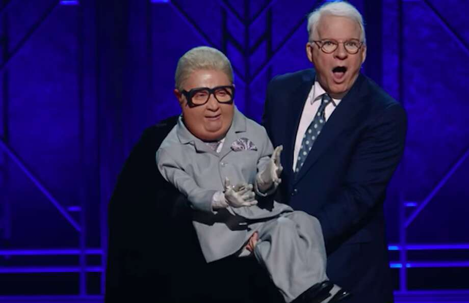 Steve martin martin short compete for laughs in netflix special image 1of1 mightylinksfo Images