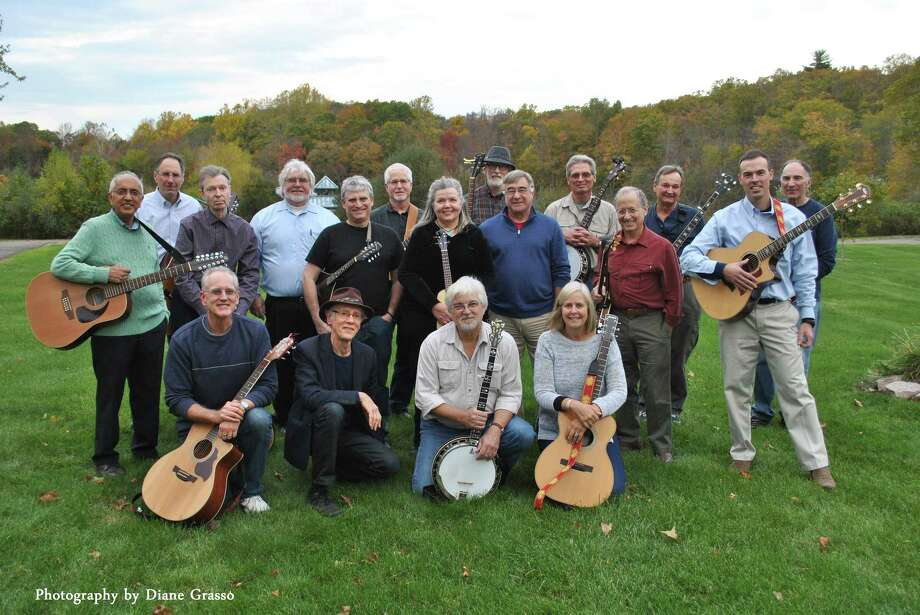 Phil Rosenthal and the Guilford Ramblers perform classic and original folk, bluegrass music at 7 p.m. June 7 at the Guilford Free Library patio, 67 Park St. Rosenthal is former lead singer, guitarist of Seldom Scene. Rain moves the concert inside. RSVP: 203-453-8282. Photo: Contributed Photo