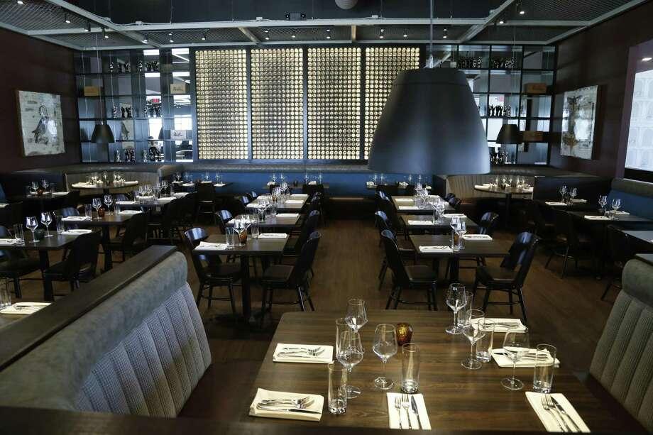 Interior of Poitin, a restaurant at 2313 Edwards Street, Tuesday, May 15, 2018, in Houston. ( Karen Warren  / Houston Chronicle ) Photo: Karen Warren, Staff / Houston Chronicle / © 2018 Houston Chronicle