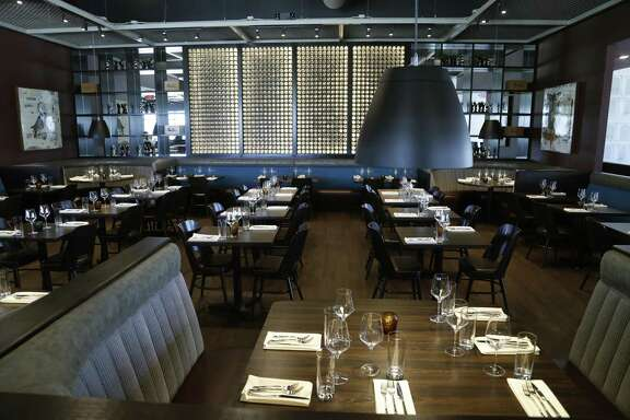 Interior of Poitin, a restaurant at 2313 Edwards Street, Tuesday, May 15, 2018, in Houston. ( Karen Warren  / Houston Chronicle )