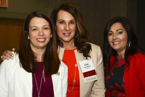 Were you SEEN at the Key4Women forum, featuring TaskRabbit founder Leah Busque, on Friday, May 18, 2018 at the Albany Marriott?