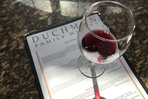 "Duchman Family Winery was named the best Hill Country winery in the 2018 Express-News ""Top 100 Dining & Drinks"" guide."