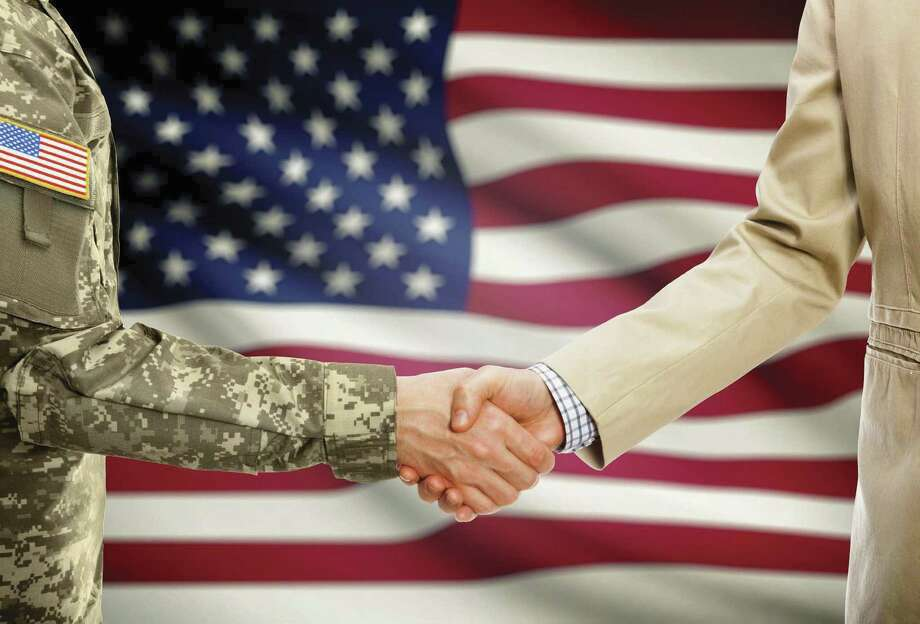 Many industries seek to hire veterans for private-sector jobs due to veterans' skill sets, discipline and experience.