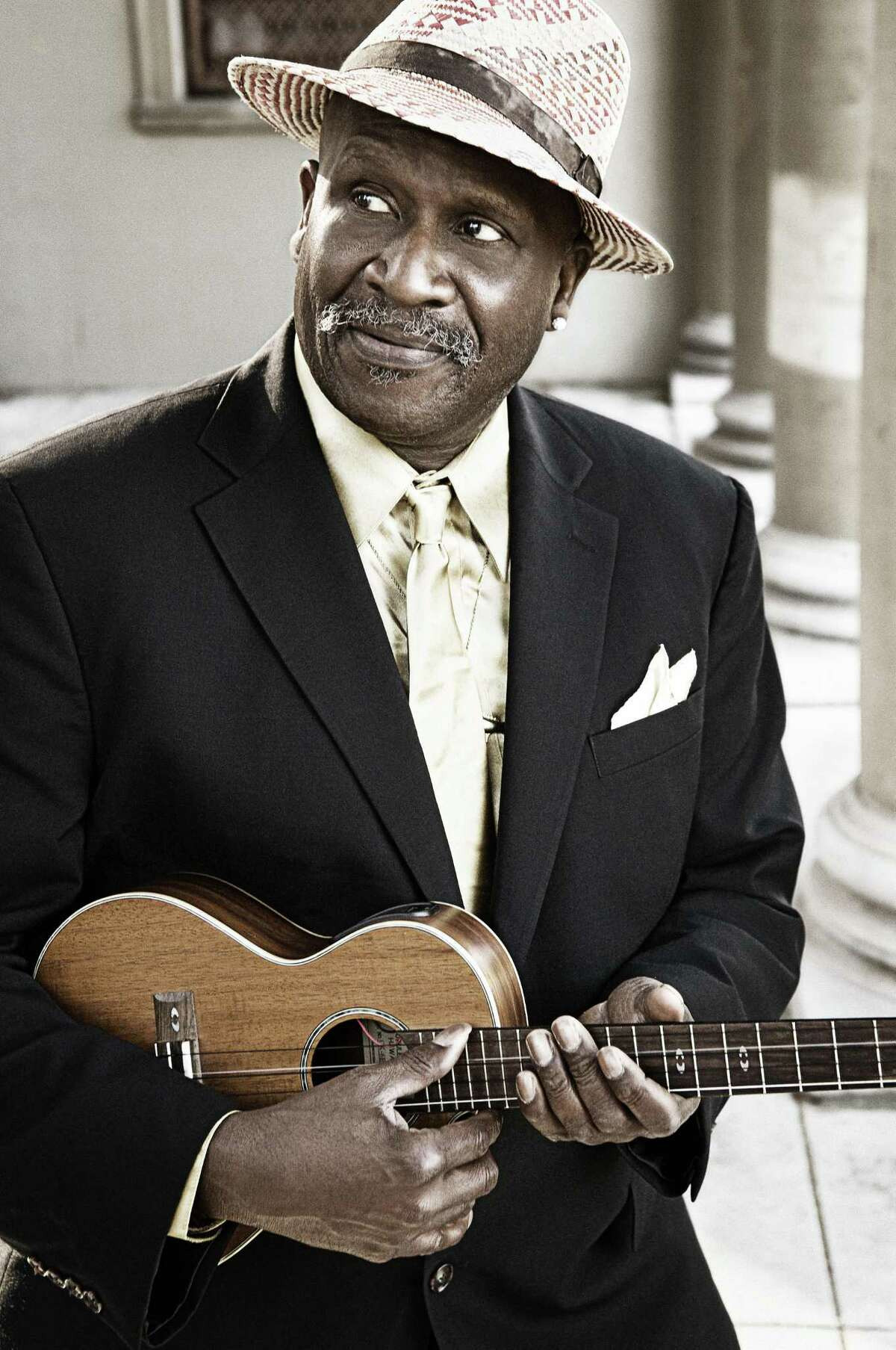 Taj Mahal performs at ZooTunes on August 15, with Marc Cohn featuring special vocalists Blind Boys of Alabama.