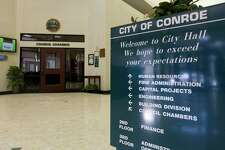 The Conroe City Council will meet at 2 p.m. Wednesday.