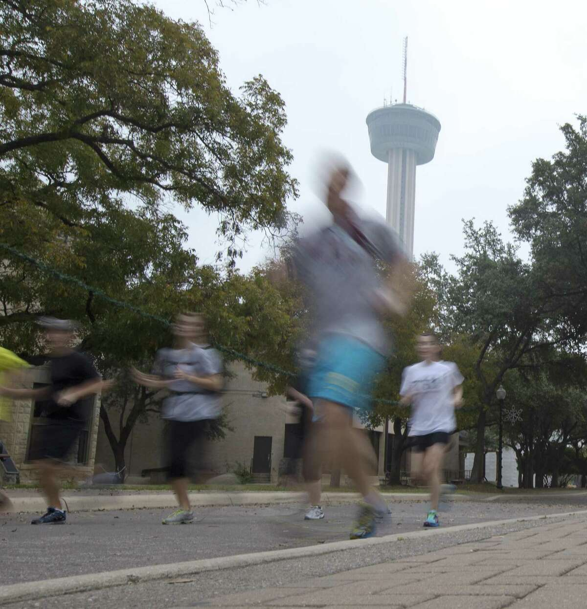 To really explore San Antonio on foot, try River City Run, a 5K course through the heart of downtown with informative stops at historic locations along the way.