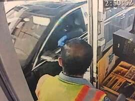 The California Highway Patrol released photos of alleged robbers who targeted the Bay Bridge and�Carquinez Bridge toll plazas Sunday.