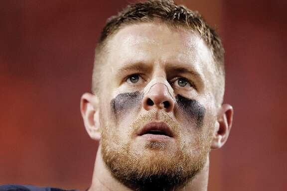 J.J. Watt was among Houston athletes to react on social media to the Santa Fe school shooting.