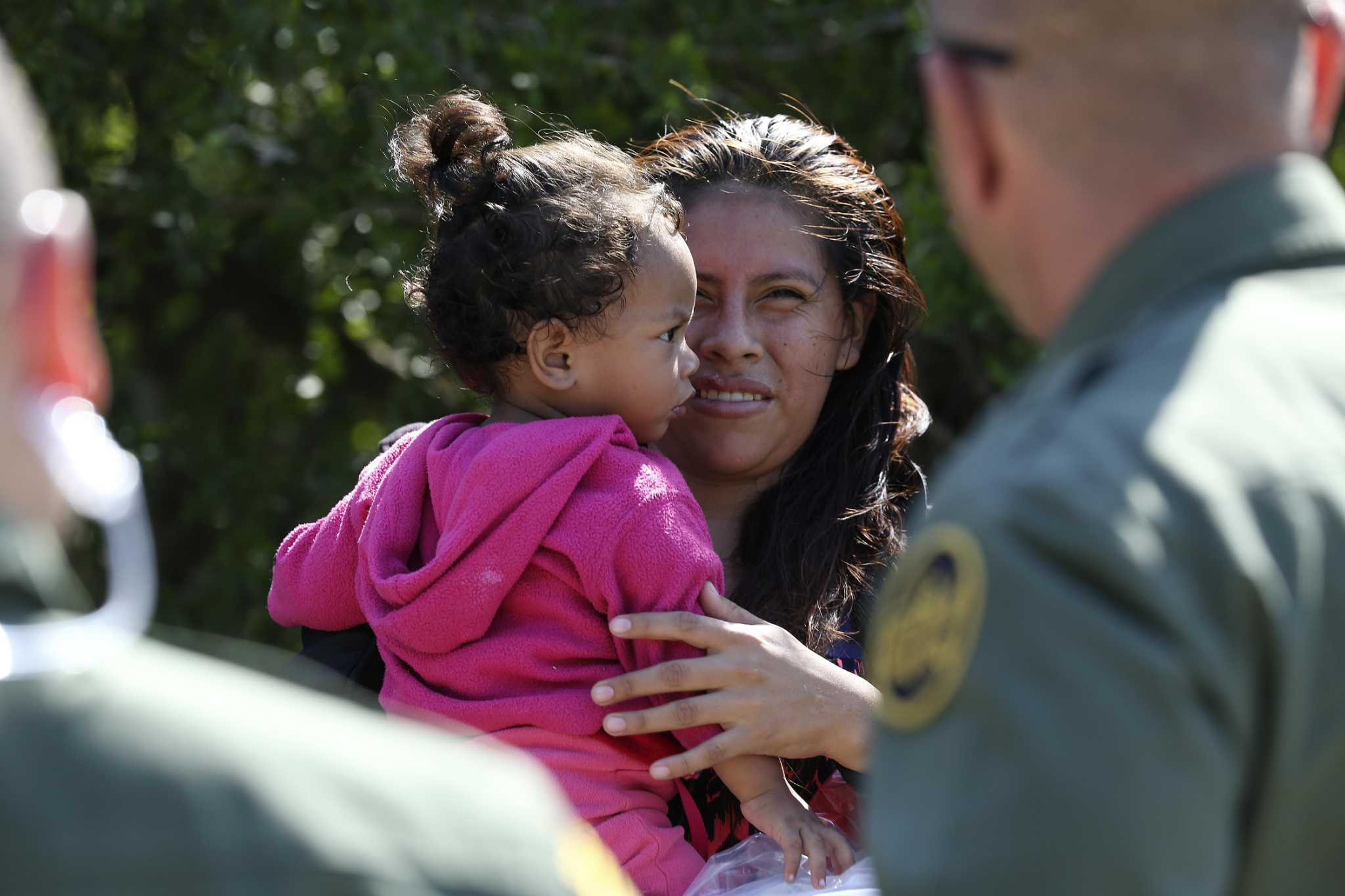 Immigrant families separated at border struggle to find each other