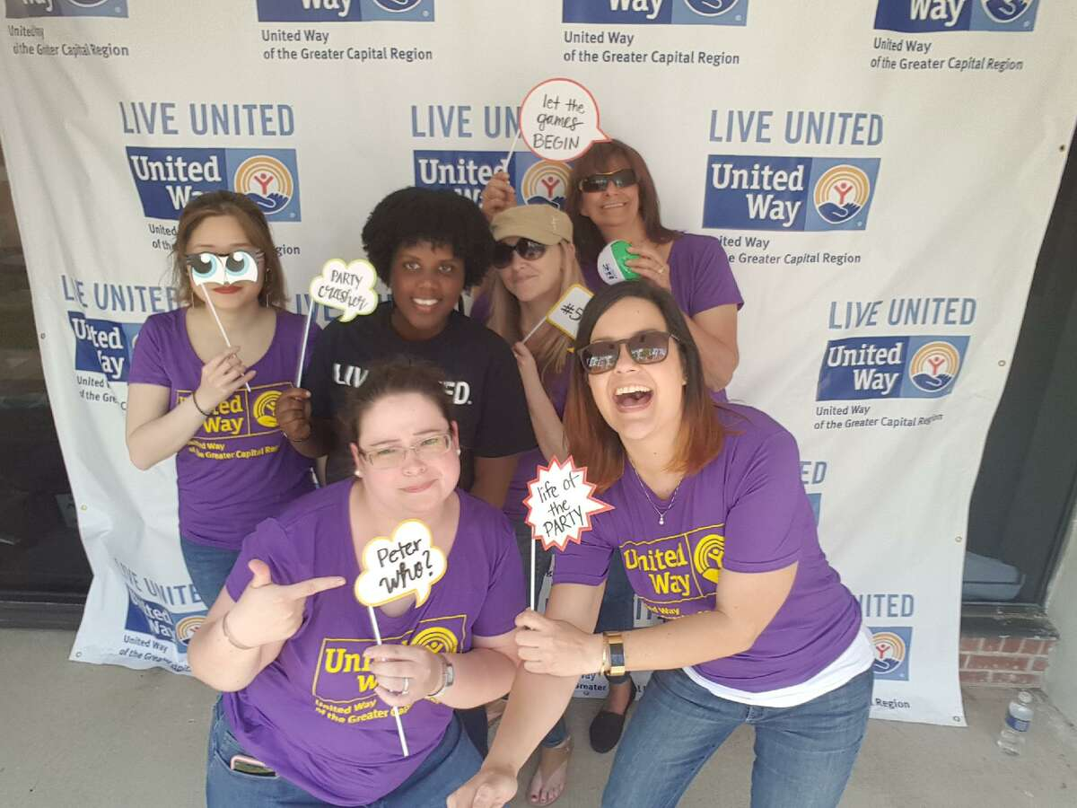 Were you Seen at United Way of the Greater Capital Region's 5.18 Community Celebration at 1 United Way in Albany on May 18, 2018