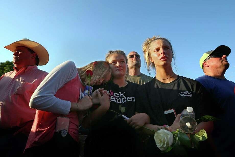 Texas school shooting: Harrowing story details one Santa Fe