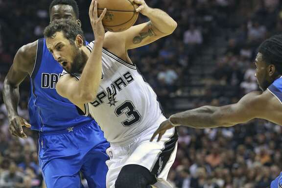 The Spurs didn't draft him, but former No. 18 pick Marco Belinelli was a key reserve on their 2014 championship team.