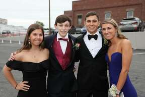Darien High School held its junior/senior prom at the Loading Dock in Stamford on May 18, 2018. The senior class graduates on June 21. Were you SEEN at prom?