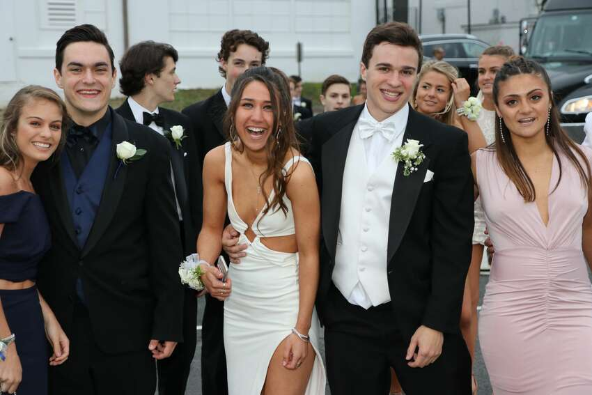 Darien High School prom Darien High School held its junior/senior prom at the Loading Dock in Stamford on May 18, 2018. The senior class graduates on June 21. Were you SEEN at prom? Click here to view more photos.