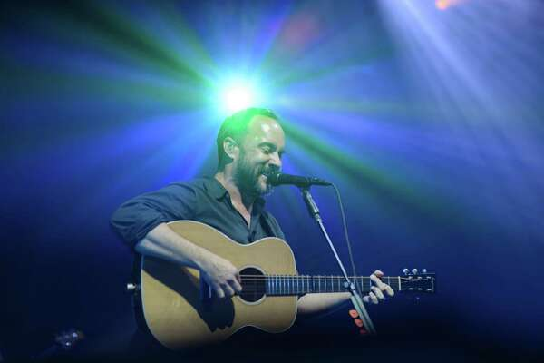 Dave Matthews Band at Cynthia Woods Mitchell Pavilion on Friday, May 18, 2018