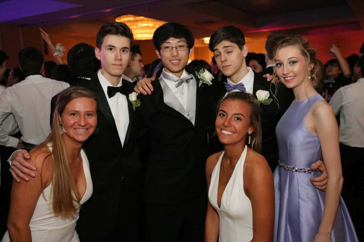 New Canaan High School prom New Canaan High School held its senior prom at the Stamford Marriott on May 18, 2018. The senior class graduates on 21. Were you SEEN at prom? Click here to view ore photos.