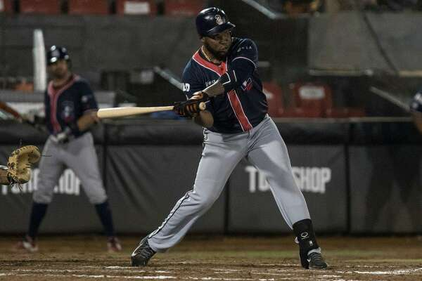 Right fielder Yeison Asencio was 1-for-4 in the Tecolotes Dos Laredos' 12-4 loss at Toros de Tijuana on Friday to begin their three-game road series.