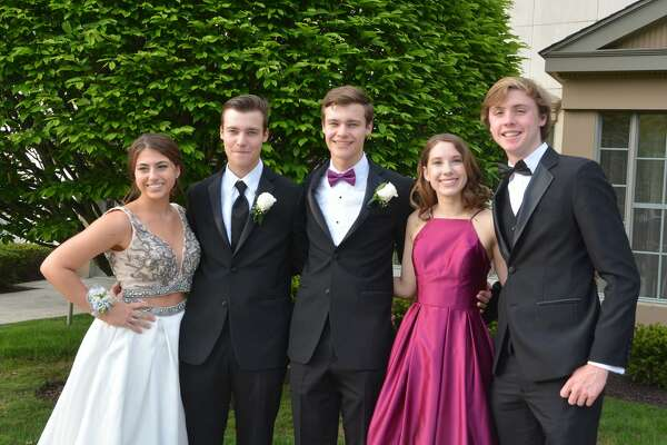 Trumbull's St. Joseph's High School held its senior prom at the Waterview in Monroe on May 18, 2018. The senior class graduates on June 2. Were you SEEN at prom?