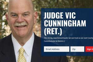 "Vickers ""Vic"" Cunningham."