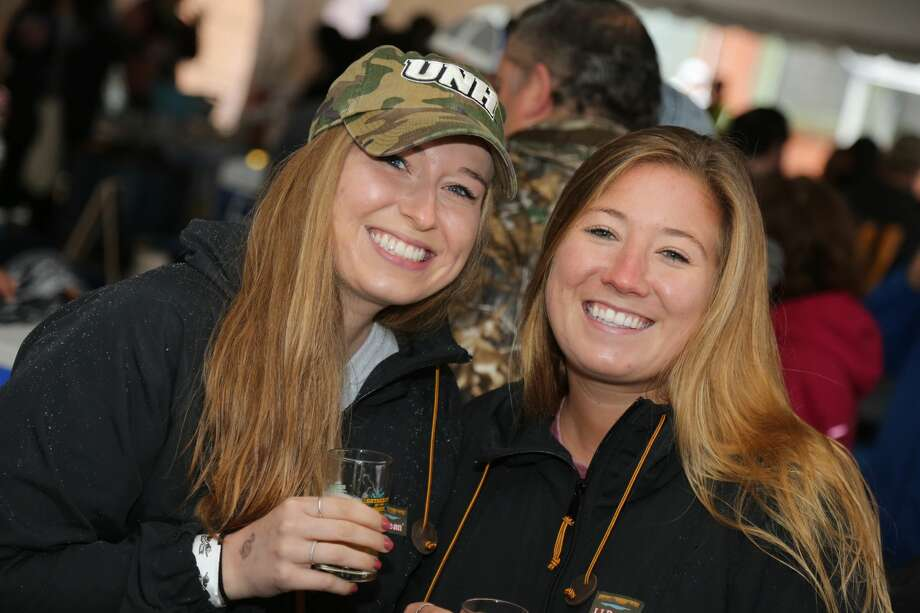 Two Roads Brewing Company in Stratford held the third annual Gathering at the Bines Beer Festival on May 19, 2018. Festival goers enjoyed beer samples, food trucks and more. Were you SEEN? Photo: Derek Sterling/Hearst CT Media Group