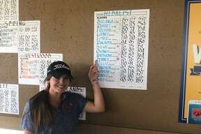 Oak Ridge junior Sloane Bennett is the first player from her school to reach the state golf championships since 1999.