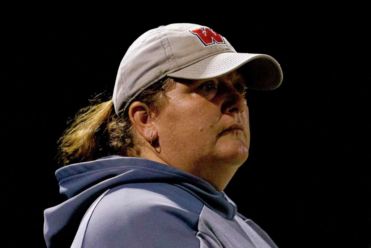 The Woodlands' Dina Graves is The Courier's Coach of the Year.
