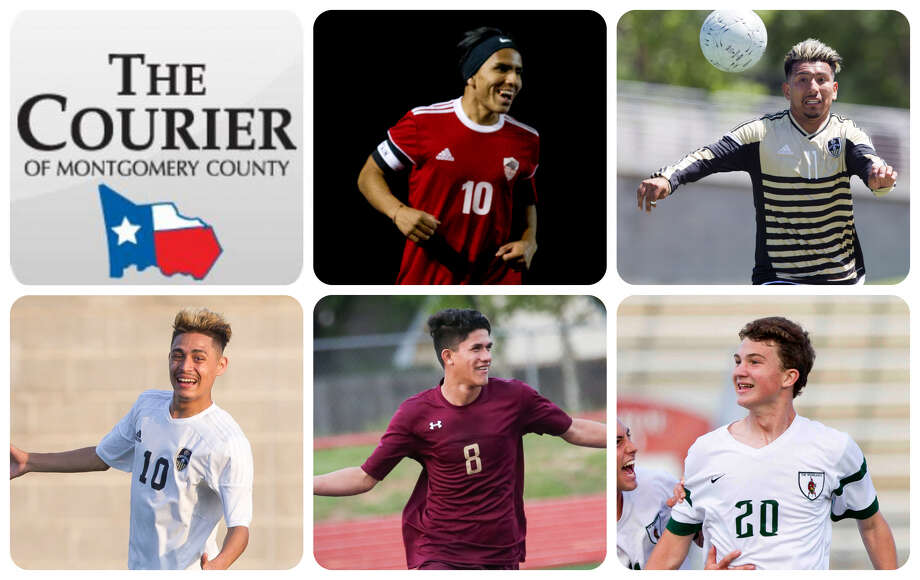 Caney Creek's Omar Quintana, Conroe's Alexis Ochoa, Conroe's Danny Bonilla, Magnolia West's Jeremias Gonzalez and The Woodlands' Ryder Sousa are The Courier's nominees for Player of the Year.