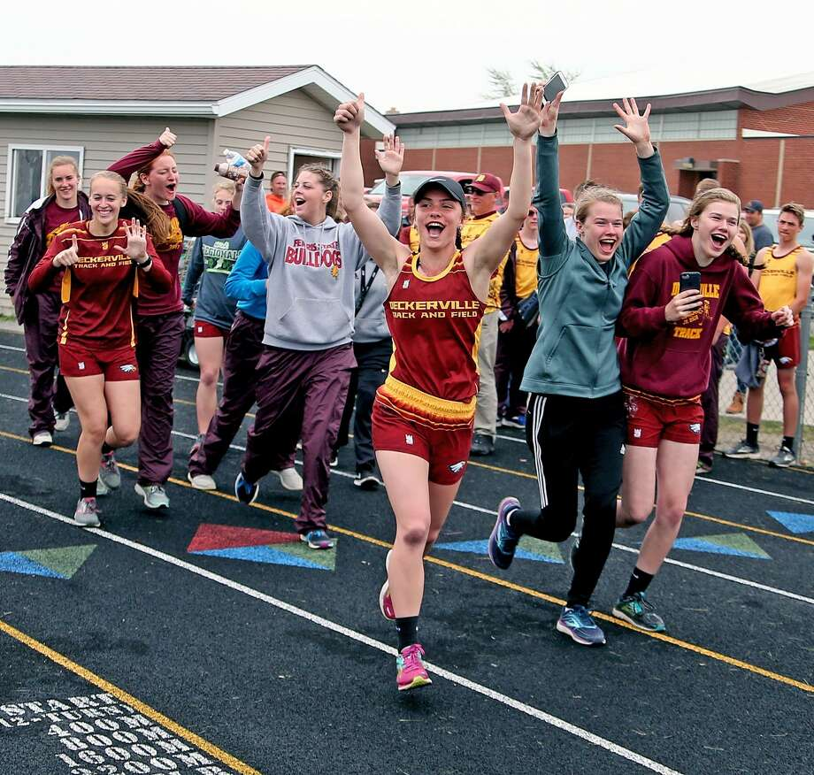 Division 4 Track & Field Regional 2018 Photo: Paul P. Adams/Huron Daily Tribune