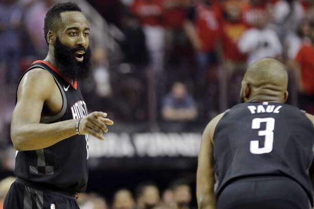 The Warriors bring a 15-game home winning streak in playoff games to Sunday's Game 3, but the Rockets are 3-1 on the road in the postseason.