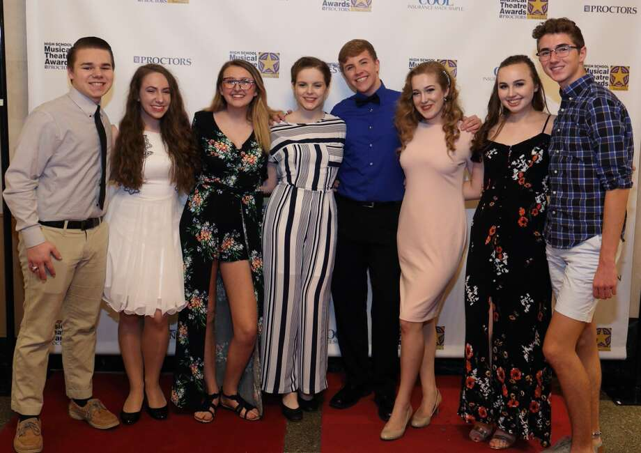 Were you Seen at the High School Musical Theatre Awards presented by the Times Union held at Proctors in Schenectady on Saturday, May 19, 2018? Photo: Gary McPherson - McPherson Photography