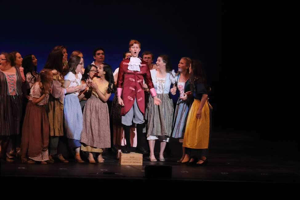 Were you Seen at the High School Musical Theatre Awardspresented by the Times Union held at Proctors in Schenectady on Saturday, May 19, 2018?