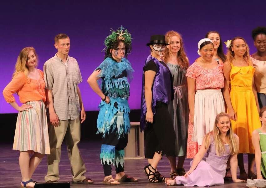 Were you Seen at the High School Musical Theatre Awards presented by the Times Union held at Proctors in Schenectady on Saturday, May 19, 2018?