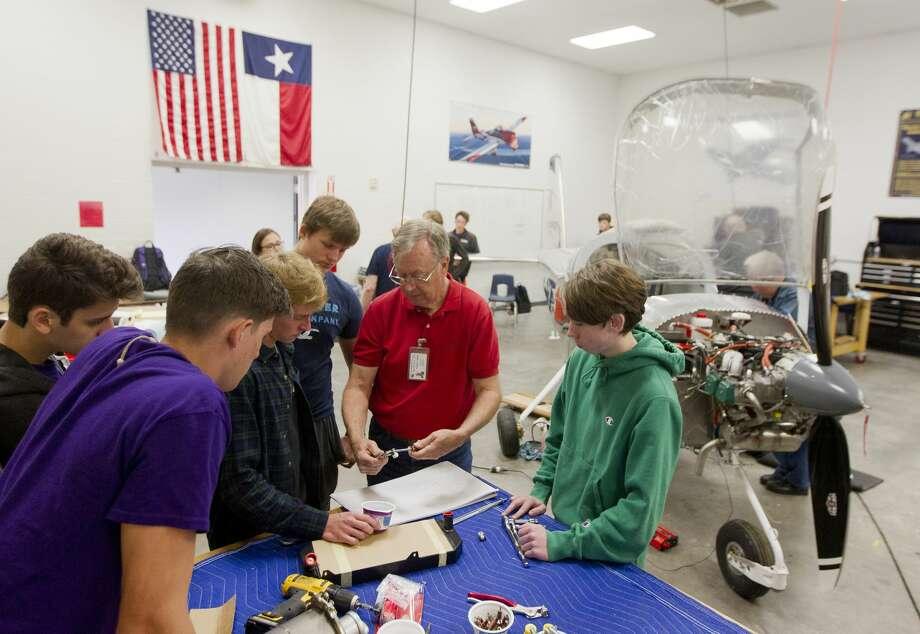 15. Montgomery ISDAverage teacher salary: $49,585Student-to-teacher ratio: 16:1Overall Niche grade: A Photo: Jason Fochtman/Houston Chronicle