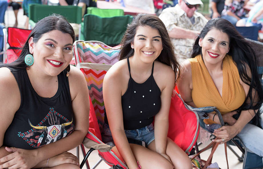 Rosedale Park hosted the 37th annual Tejano Conjunto Festival this weekend. Acts like Flaco Jimenez and Desperadoz provided live music the three-day event. Photo: B. Kay Richter For MySA