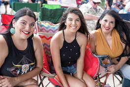 Rosedale Park hosted the 37th annual Tejano Conjunto Festival this weekend. Acts like Flaco Jimenez and Desperadoz provided live music the three-day event.