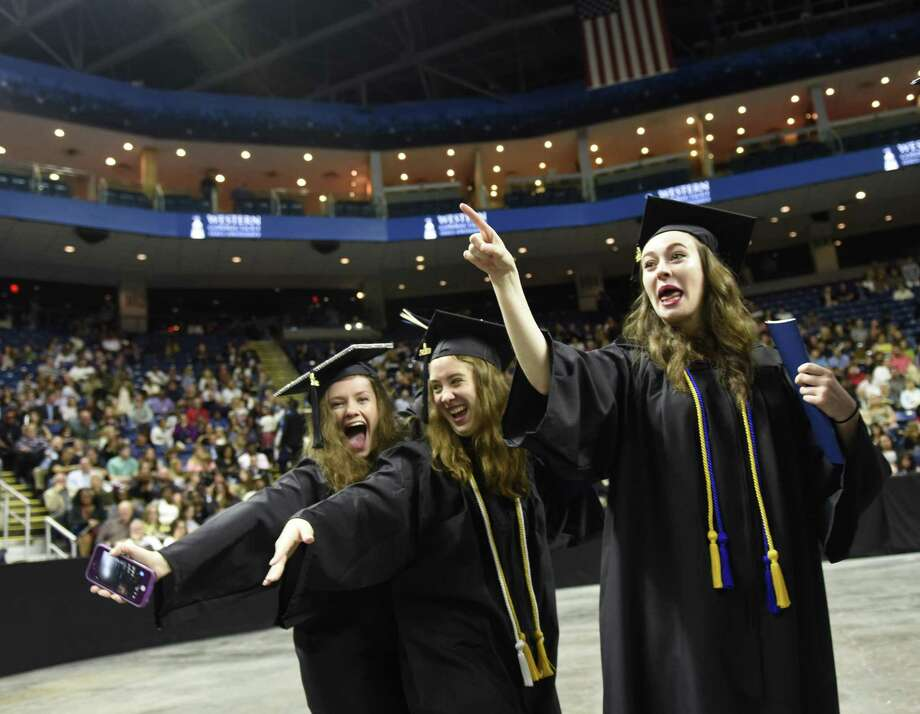 Class of 2018 graduates from WestConn - NewsTimes