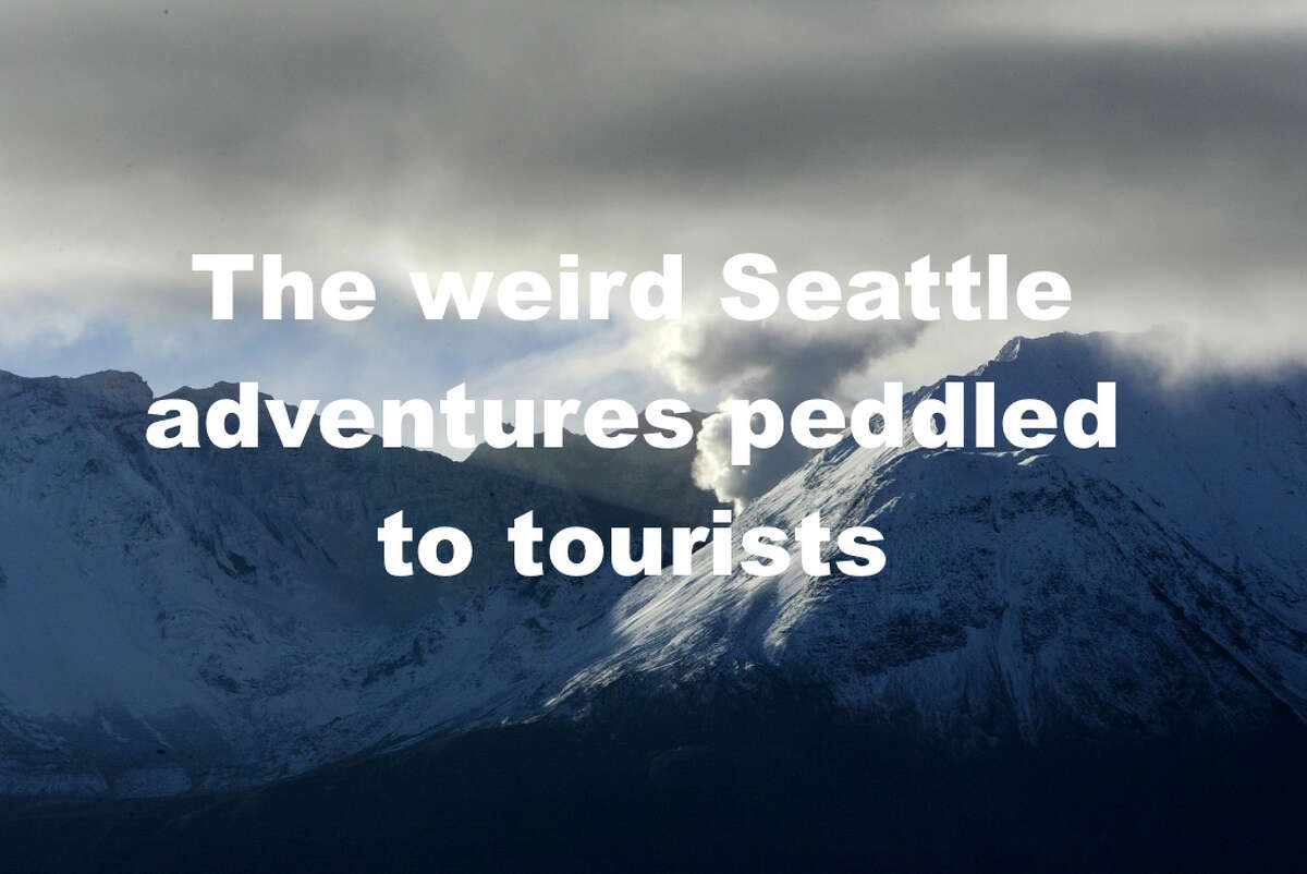 Rent a car, walk around, consult the internet. Otherwise, here's the weirdest tourist traps you could fall into...