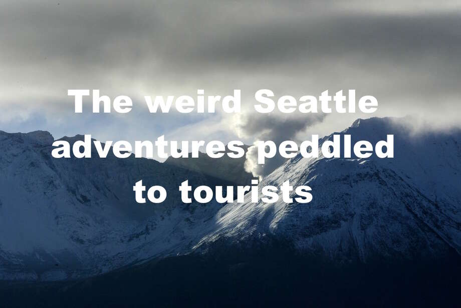 Rent a car, walk around, consult the internet. Otherwise, here's the weirdest tourist traps you could fall into... Photo: P-I File