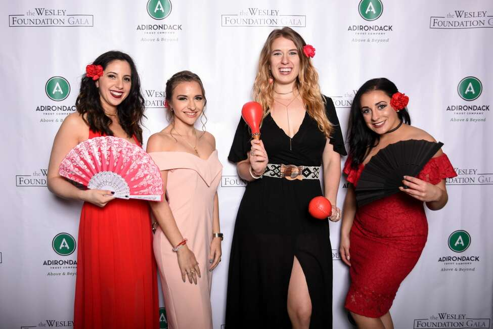Were you Seen at The Wesley Foundation Gala -