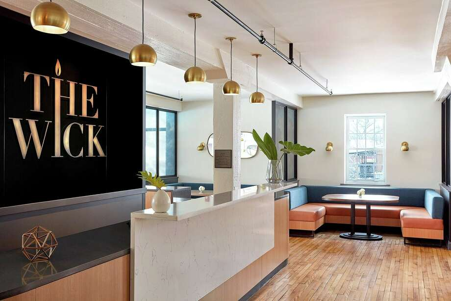 The Wick is a $10 million new hotel in downtown Hudson. (Redburn Development)