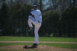 Scott Politz has been the ace of Yale's staff this season and will pitch the first game of the Ivy League championship series against Columbia on Tuesday at Yale Field.