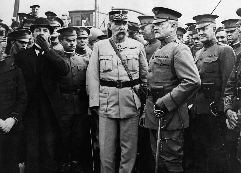 World War I The war cost the Allies something close to $125 billion, in 1913 dollars. That's still $20 billion less than Jeff Bezos is at now. Photo: AP / 1917 AP