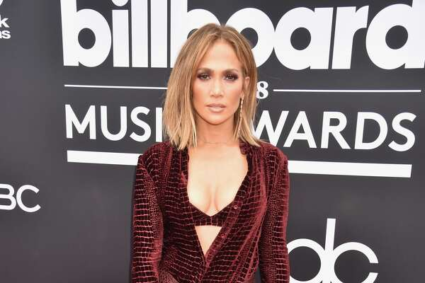 LAS VEGAS, NV - MAY 20:  Recording artist Jennifer Lopez attends the 2018 Billboard Music Awards at MGM Grand Garden Arena on May 20, 2018 in Las Vegas, Nevada.  (Photo by Jeff Kravitz/FilmMagic)