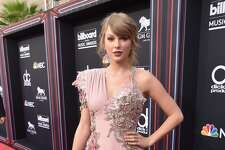LAS VEGAS, NV - MAY 20:  Recording artist Taylor Swift attends the 2018 Billboard Music Awards at MGM Grand Garden Arena on May 20, 2018 in Las Vegas, Nevada.  (Photo by Jeff Kravitz/FilmMagic)