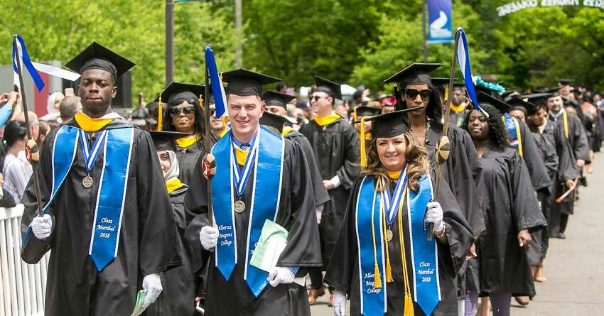 Albertus Magnus College - New Haven, CT Tuition and Fees (2017-18): $31,140Source: U.S News & World Report