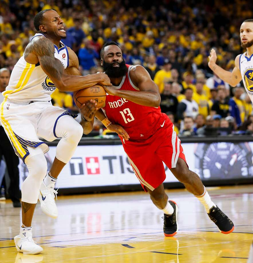 "Houston Rockets Western Conference Finals: Warriors ""avalanche"" Buries Houston In Game 3"