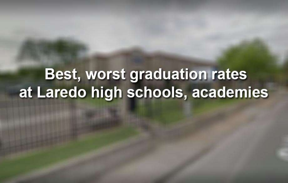 Keep scrolling to see where Laredo-area high schools fall among graduation rates. Photo: Google Maps