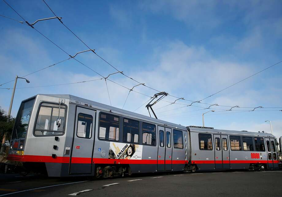 A Muni N-Judah streetcar turns around at La Playa Street for a return trip downtown in San Francisco, Calif. on Thursday, Aug. 27, 2015. The N-Judah line was delayed early Monday due to police activity, the transit agency said. Photo: Paul Chinn / The Chronicle